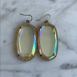 Kendra Scott Iridescent Danielle Earrings